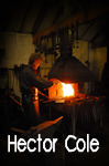 Hector Cole - Master Arrowsmith & Archaeological Iron Worker