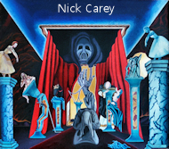 Nick Carey Artist - Malmesbury Artist and Musician